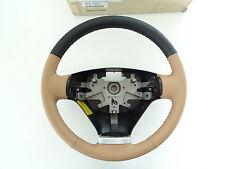 2003-2008 Hyundai TIBURON Driverside Steering Wheel TAN with BLACK 561102C601YS