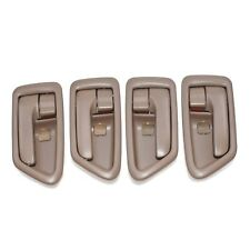 NEW Inside Interior Door Handle Front Rear Right Left Fit For Toyota Camry 4 PCS