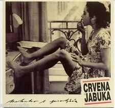 CRVENA JABUKA CD Nekako s proljeca Album 1991 Drazen Zeric Zera Peljesac Adria