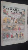 Revista Dibujada La Semana De Suzette que Aparecen El Jueves 1930 N º 7 ABE