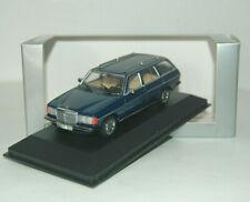 Mercedes-Benz W 123 Kombi T-Modell - surfblue - Minichamps 1:43