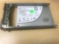 "Dell Intel 200GB SSD Enterprise 6Gps 6P5GN SATA 2.5"" PowerEdge R620 R720 R610 ++"