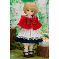 Volks Doll Party 36 YoSD Outfits Little Red Riding Hood in the Woods