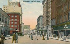 PORTLAND OR – Broadway