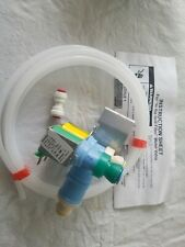 Whirlpool W10822681 Water Inlet Valve Genuine NEW Part