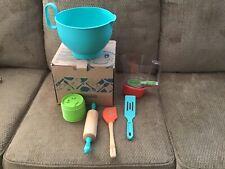 Pampered Chef Kids' Cookie Baking Set