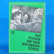 3341 Film für Sie 5/1973 DDR * Nur Pferden gibt man den Gnadenschuss Jane Fonda