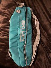 SGI Sport Graphics Ski Lift Bag Teal