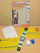 LEGO Childs Watch Luke Skywalker Sky Wars Age 6+ Buildable