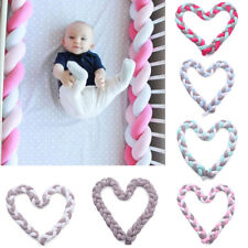 baby nests Head guard Knot cushion Bed hose Color Baby cot.f