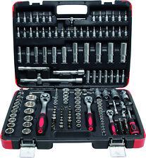BGS KRAFTMANN Knarrenkasten Steckschlüsselsatz Nußkasten Koffer 172 Werkzeuge