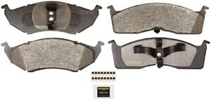 Disc Brake Pad Set-LE Front Monroe DX730