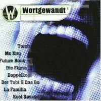 Wortgewandt-Freestyle 1 (1999) Jesen von Nimzwai, Doppelkopf feat. Laruss.. [CD]