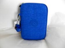 NWT Kipling 100 PENS Printed Pencil Case Sailor Blue AC3657