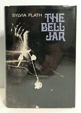SYLVIA PLATH - THE BELL JAR - 1ST EDITION, 1ST PRINTING - HCDJ - Excellent copy!