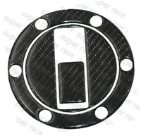 3D Carbon Fiber Gas Cap Tank Cover Pad Sticker For KTM 990 SUPER DUKE 2005-2008