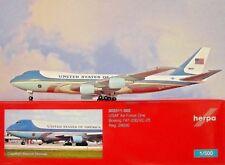 Herpa Wings 1:500 Boeing 747-200 US Air Force One  502511-002  Modellairport500