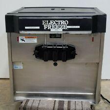 Ice Cream Machine Duke Electro Freeze Cs2 1ph 208 230v Air Cooled Soft Serve