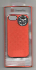 XtremeMac Tuffwrap Tangerine silicones Protection Case for Apple iPhone 5 5 S SE