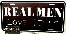 Novelty Religious license plate and key ring New aluminum LP-1848, KC-1848