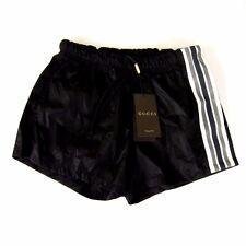 J-1914110 New Gucci Black Nylon Swim Swimming Trunks Size 50