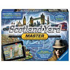 Ravensburger Familienspiele Scotland Yard Master Kultspiel Brettspiel Spiel