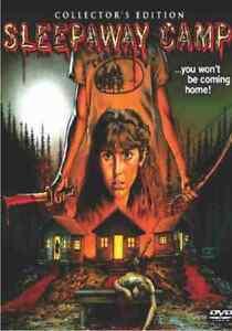 Sleepaway Camp - 1983 Horror - Felissa Rose, Jonathan Tiersten, Karen Fields DVD