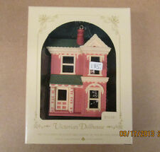 Hallmark - Keepsake - Nostalgic Houses & Shops Series - Victorian Dollhouse - #1