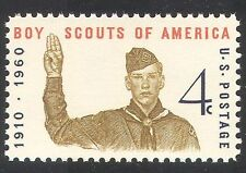USA 1960 Scouts/Scouting/Youth/Leisure 1v (n40134)