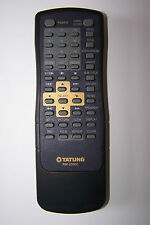 TATUNG DVD REMOTE CONTROL RM-2000C