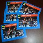 Nasty Boys Brian Knobbs & Jerry Sags Signed WWE 1991 Classic WWF Card Auto'd WCW