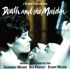 Death And The Maiden-1994- Original Movie Soundtrack- CD