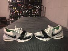 Nike Air Max TR1 Womens Running Training Shoes Size 7 White Gray Black