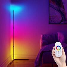Modern RGB Lamps LED Corner Floor Lamp Standing Light...