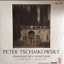 TSCHAIKOWSKY PATHETIQUE IGOR MARKEVITCH LONDON SYMPHONY ORCHESTRA -Vinyl LP F3