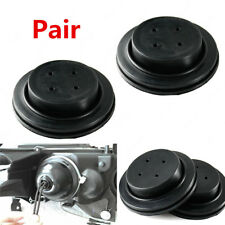 2x Rubber Housing Re-Seal Seal Cap Dust Cover for Car LED HID Headlight Retrofit
