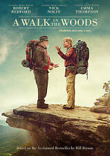 A WALK IN THE WOODS (NEW DVD)