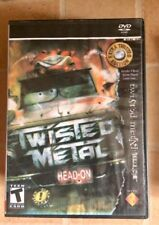 PS2 DVD GAMES -used- TWISTED METAL head-on