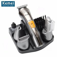 7in1 Rechargeable Electric Men Shaver Nose Ear Beard Trimmer Razor Hair Clipper