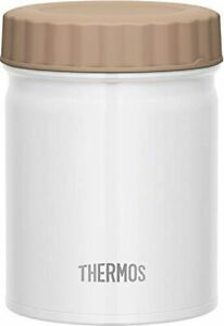 THERMOS Vacuum Insulated Soup Jar white 500ml JBT-500 WH 500ml
