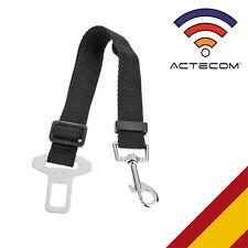 ACTECOM® Correa Cinturon Seguridad coche para Perro Gato Mascota