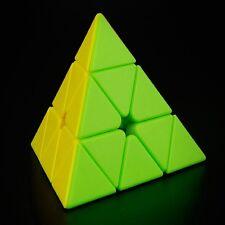 MoYu Magnetic Pyraminx Pyramid Speed Cube 3-Layer Twist Puzzle Game Stickerless