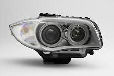 BMW 1 Series E87 2004-06 Bi-Xenon Headlight Right Driver Off Side OEM Valeo