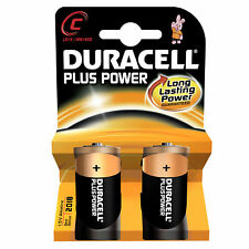 Pila Duracell Pluspower Lr14 Bl2 C
