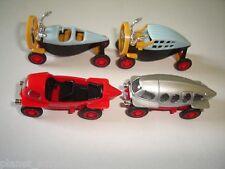 NOSTALGIC DESIGN STEAMPUNK VINTAGE MODEL CARS SET 1:87 H0 - KINDER SURPRISE