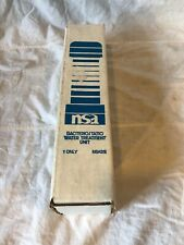 NSA Bacteriostatic Water Treatment Unit New Model 251
