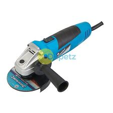Professional 115mm 500W Angle Grinder DIY Range Workshop Garage Power Tools