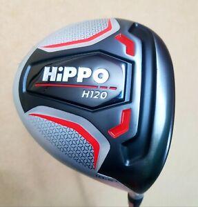 Hippo h120 mens 2021 model RH reg flex 10.5 degree driver with headcover