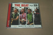English Beat - Live At The US Festival '82 & '83 - CD + DVD - New & Sealed !