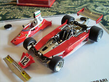 Ferrari 312 T World Champion 1975 Niki Lauda - base Tameo WCT 75 - NO Bosica BBR